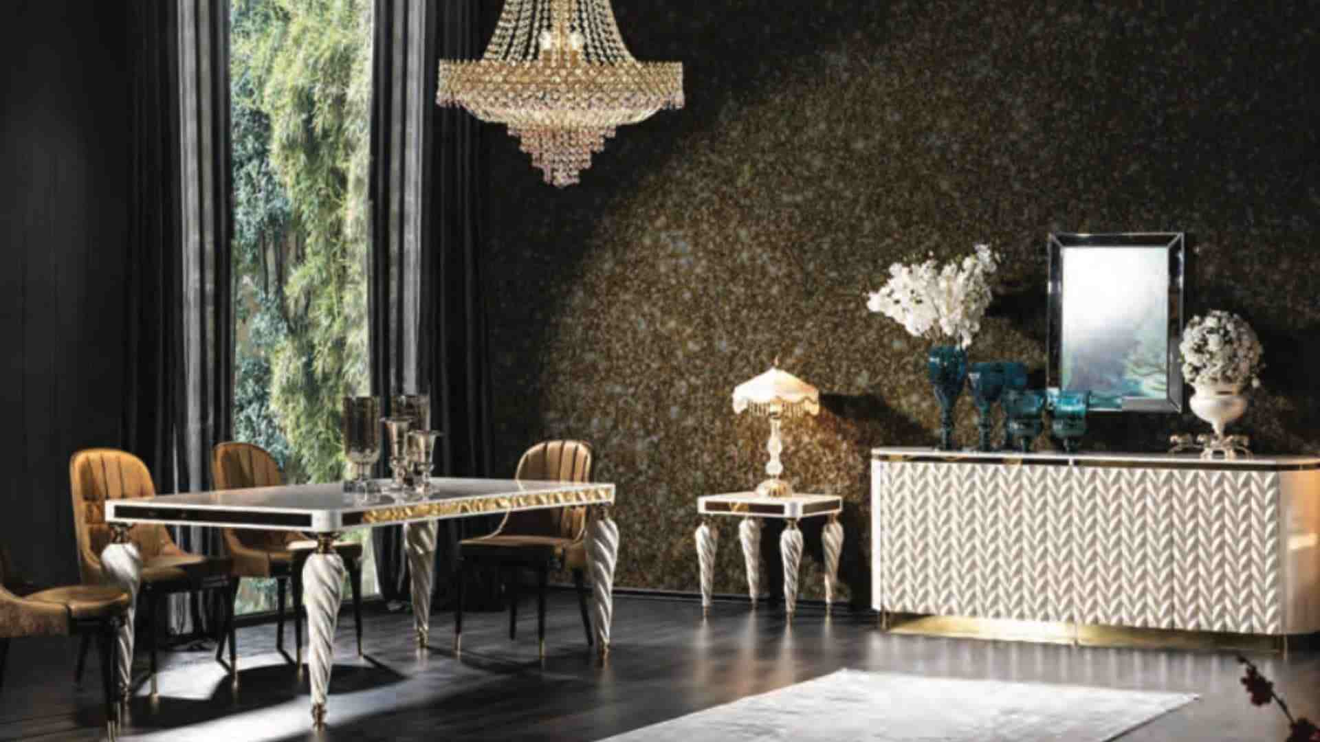 Luxury Dining Furniture 1