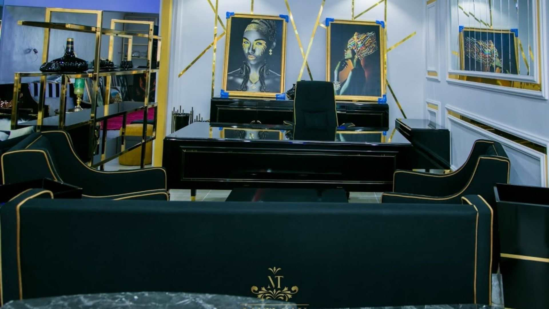 Office Furnitures In Lagos