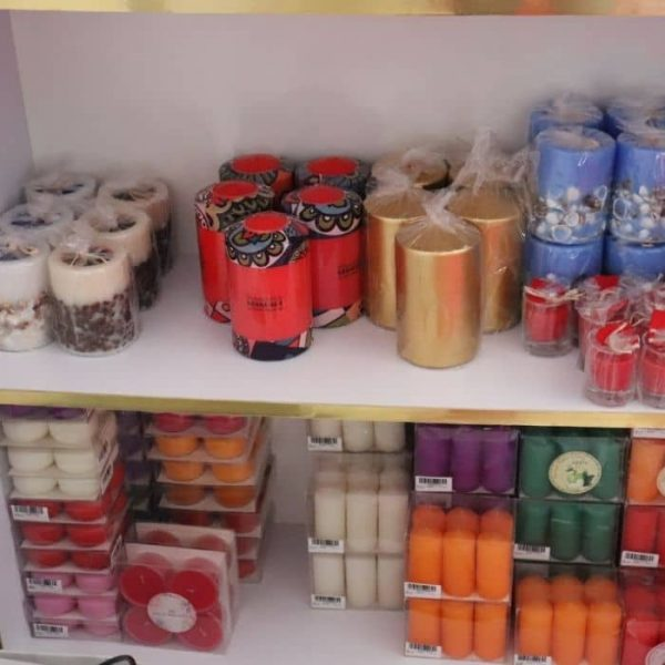 Scented Candles For Sale In Lagos